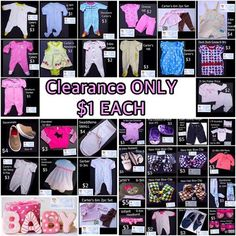 HUGE SALE!  Baby Girl Heaven is making room for more cuteness!  Don't miss out on these great deals!  See more https://baby-girl-heaven.myshopify.com/collections/all?sort_by=price-ascending