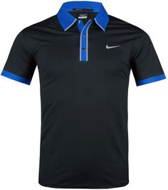 TIGER WOODS ULTRA POLO 2.0 BLACK - AW13 - Shirts