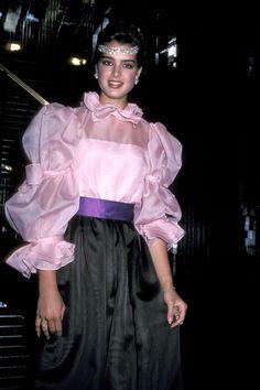 Brooke Shields 1981