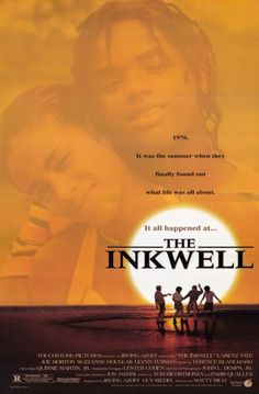 ♍ Virgos in Action! Jada Pinkett Smith & Larenz Tate: The Inkwell is a 1994 romantic comedy/drama film. The movie is about a boy coming of age on Martha's Vineyard in the summer of They also starred in Menace II Society in a year prior to The Inkwell. Love Film, Love Movie, Movie Tv, Movies Showing, Movies And Tv Shows, African American Movies, Movies Worth Watching, Romantic Movies, Entertainment