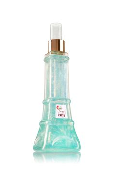 Sweet on Paris Shimmer Mist - Signature Collection - Bath & Body Works I will be getting this on saturday!