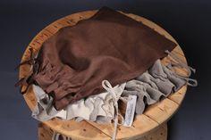 Natural Linen Bread Bag Bread Bag 100% Linen by LinenCloud on Etsy