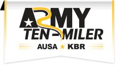 Army 10 Miler - shakeout race before MCM.