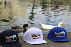 Triple Crown  #hat #snapback #water #ocean #nature #organic #fashionblog #california #californiagood