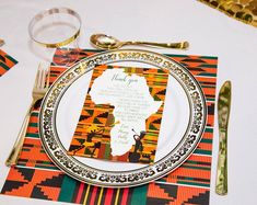 Excited to share this item from my shop: PRINTABLE African WelcomeCard/Thank You Card/Kinte Cloth/Tribal Print/Safari/Jungle/Zoo/ Welcome Card/ Invitation African Party Theme, African Wedding Theme, African Weddings, Nigerian Weddings, Traditional Wedding Decor, African Traditional Wedding, Welcome Table, Welcome Card, Safari