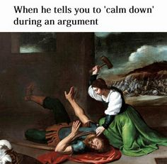 """39 """"Things Never Change"""" Classic Art Memes To Get You Laughing Renaissance Memes, Medieval Memes, Memes Humor, Funny Memes, Humor Humour, Funny Sarcasm, Ecards Humor, Funny Art, The Funny"""