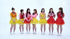 Get Ready to Learn Oh My Girl's Dance Moves for 'Coloring Book' on 'Let's Dance'! | Koogle TV