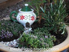 how to: fairy garden