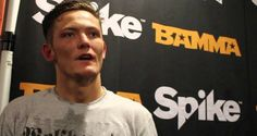 """Patrick Wixted: """" I'm putting the head down and going forward.""""   TalkingBrawlsMMA.com"""