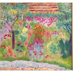 Pierre Bonnard, 'Garden' ca. 1935 (Metropolitan Museum of Art: 'The Stein's Collect: Picasso & the Parisian Avant-Garde')