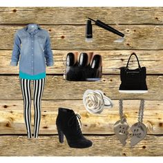 """Untitled #53"" by ting-a-ling on Polyvore"