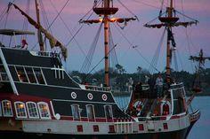 Pirate Ship, St Augustine, Florida