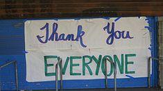Show your volunteers you appreciate them