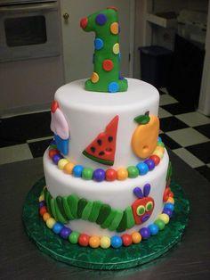 Very Hungry Caterpillar Birthday