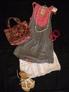 Cute summer outfit:)
