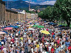 Salamanca Market - Saturdays in Hobart