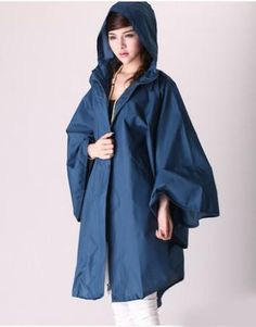 Wholesale cheap  online, gender - Find best fashion korean women raincoat jacket rain poncho with hood portable light capa de chuva nylon ladies poncho womens rain cover at discount prices from Chinese women's raincoats supplier - wishstore on DHgate.com.