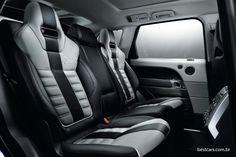 Range Rover Sport SVR faz 0-96 km/h em 4,5 segundos | Best Cars