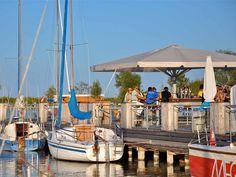 Schirmbar Katamaran Restaurant, Catamaran, Restaurants, Supper Club, Dining Room