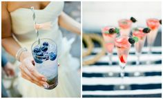 Picking His & Hers cocktails for your wedding should be all about what you enjoy most! But sometimes, it helps to pick cocktails that go along well with you