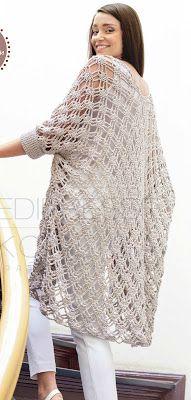 ♪ ♪ ... #inspiration_crochet #diyGB http://www.pinterest.com/gigibrazil/boards/