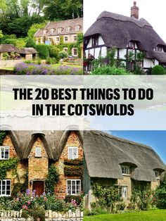 Cotswolds, England | Cotswold Villages| English Countryside | England Travel Tips | England Travel Ideas . Here's our guide to the Cotswolds, England. The Cotswold Hills epitomise the very best… More