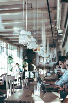 Café da Garagem, Lisbon, Portugal - Daniel Farò