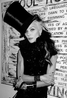 Daphne Guinness for Muse Magazine