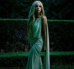 Lady Gaga. Goddess Gaga