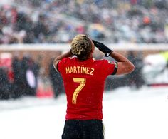 Javier Martinez, Atlanta United, 2017 Atlanta United Fc, Mls Cup, Mls Soccer, Professional Soccer, Major League Soccer, Georgia On My Mind, Athletic Wear, Cheerleading, Champion