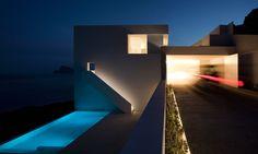 Fran Silvestre Arquitectos | CASA DEL ACANTILADO