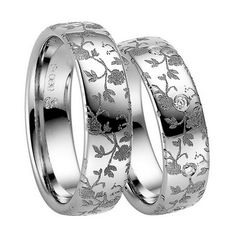 Trauringe Alfter  Platinringe, in 950   Damenring mit 8 Diamanten, 0,16 kt, Farbe: w, Reinheit: si,   Ringbreite: 6,0 mm,   Ringhöhe: 2,0 mm,  Oberfläche: glänzend mit Rosenmuster