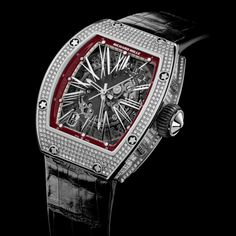 The Watch Quote: The Watch Quote: List Price and tariff for Richard Mille - RM 023 - WG full set 523.062.91-1 watch