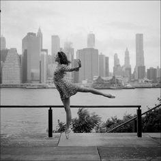 Brooklyn! #ballerinaproject