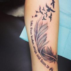 Survivor tattoo