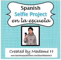 Your students will have so much fun with this project while learning vocabulary about school. And, you'll laugh while reading their hashtags!