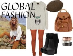 """""""Fall(ing) Near"""" by teressa-nicole on Polyvore"""