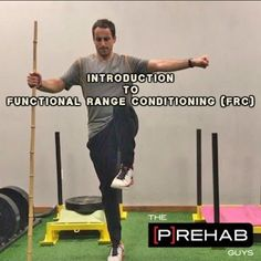Functional Range Conditioning (FRC), created by @drandreospina, utilizes scientific research to improve mobility. FRC mobility = strength + control