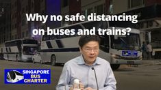 Why no safe distancing on buses and trains? – SINGAPORE BUS CHARTER Buses And Trains, Corporate Events, Singapore, Transportation, Tours, Corporate Events Decor