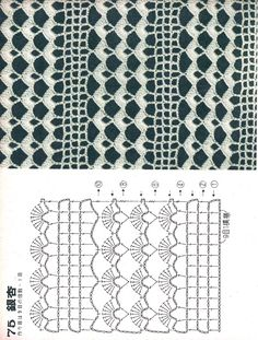 Artmanuais technical crafts moulds for crafts step by step Crochet Diagram, Crochet Chart, Crochet Motif, Crochet Lace, Tutorial Crochet, Crochet Stitches Patterns, Crochet Designs, Knitting Patterns, Crochet Squares