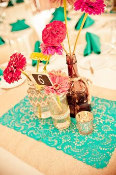 DIY Wedding Centerpiece Ideas | Its time to start collecting!!