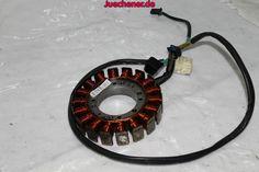 Suzuki Burgman 650 Lichtmaschine Stator Schwungrad  #Lichtmaschine #Stator