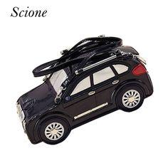 Hot Cool Novelty Beetle Car Shaped Handbag Women Leather Shoulder Messenger Crossbody Bag Travel Shopping Tote bolsa mujer Li799 #Affiliate