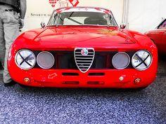71 Alfa Romeo 2000 GTA Bertone Coupe