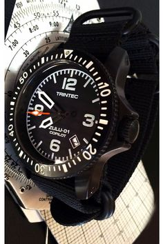ZULU-01 CoPilot - Black – Trintec
