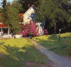 """Romona Youngquist - """"Old White House"""""""