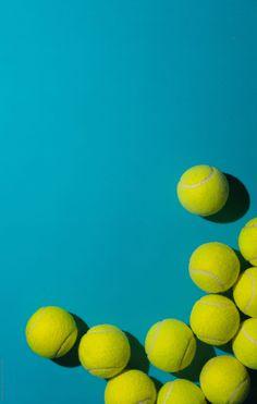 by Audrey Shtecinjo - Ball, Tennis - Stocksy United Tennis Shop, Le Tennis, Tennis Match, Sport Tennis, Tennis Tips, Tennis Gear, Sport Flyer, Tennis Wallpaper, Sport Logos