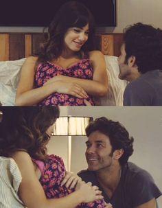 Enamorados... <3 <3 <3 #EsperanzaMía #Tomanza