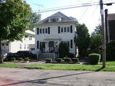 Rod Serling's boyhood home, West Side of Binghamton.