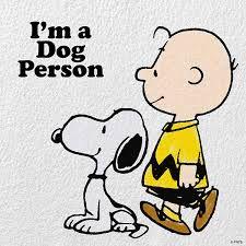 I'm a dog person..